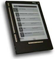 Iliad irex e-reader