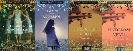 Gemma Doyle trilogie in vieren