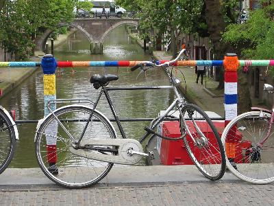 Wildbreiwerk in Utrecht