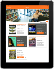e-bookplatform op de iPad