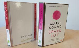 Boeken van Marie Kondo