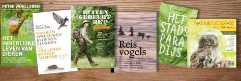 Natuurboeken
